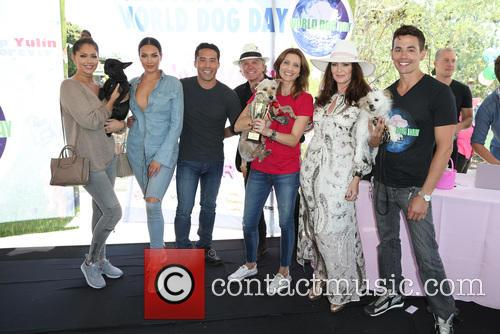 Olivia Peirson, Natalie Halcro, Marc Ching, Ken Todd, Lisa Vanderpump and John Sessa 1