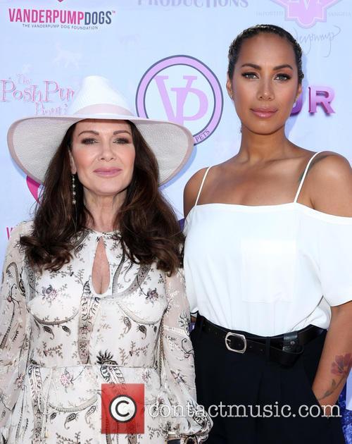 Lisa Vanderpump and Leona Lewis 3