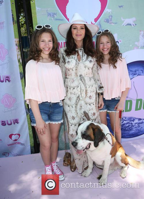 Chiara D'ambrosio, Lisa Vanderpump and Bianca D'ambrosio 1