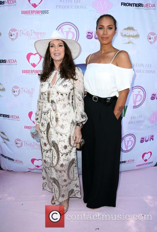 Lisa Vanderpump and Leona Lewis 4