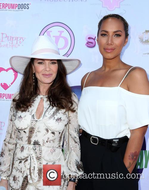 Lisa Vanderpump and Leona Lewis 5
