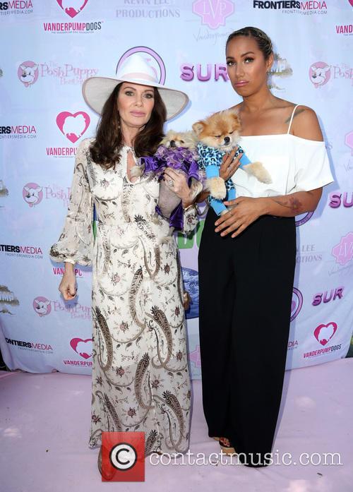 Lisa Vanderpump and Leona Lewis 6