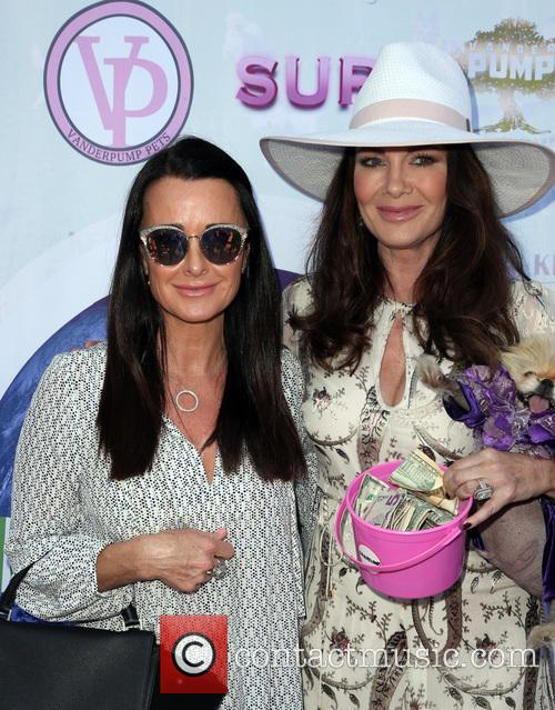 Kyle Richards and Lisa Vanderpump 2