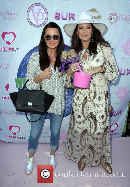 Kyle Richards and Lisa Vanderpump 3