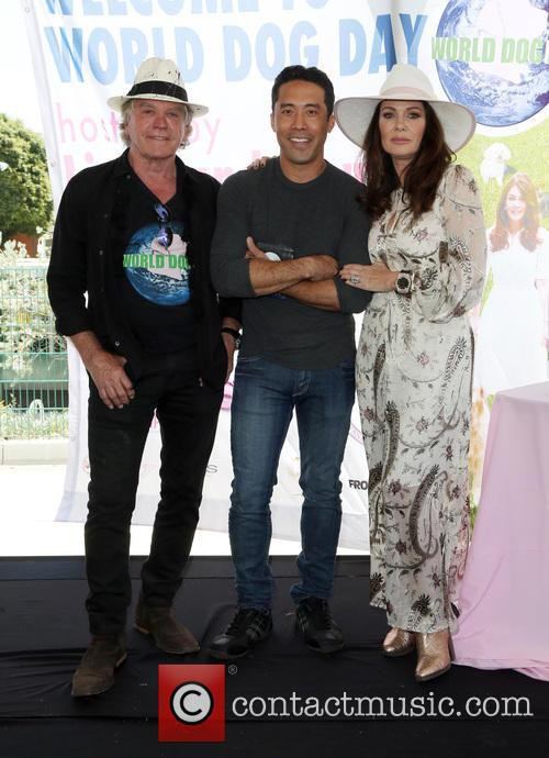 Ken Todd, Marc Ching and Lisa Vanderpump 7