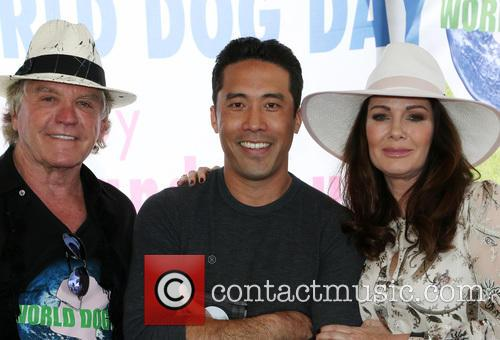 Ken Todd, Marc Ching and Lisa Vanderpump 8