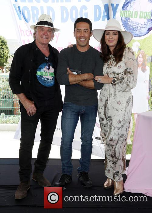 Ken Todd, Marc Ching and Lisa Vanderpump 9