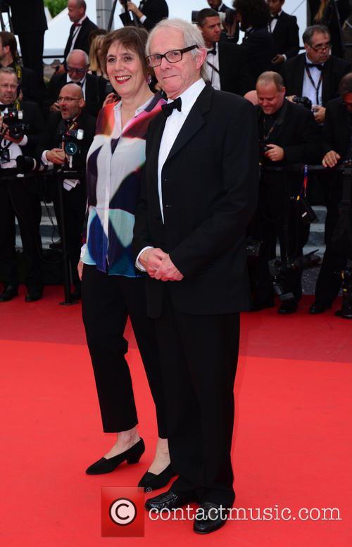 Ken Loach and Rebecca O'brien 1