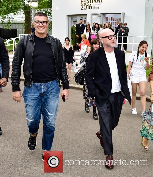 Domenico Dolce and Stefano Gabbana 4