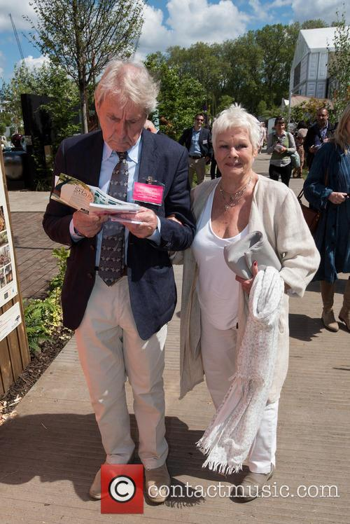 Dame Judi Dench and David Mills 1