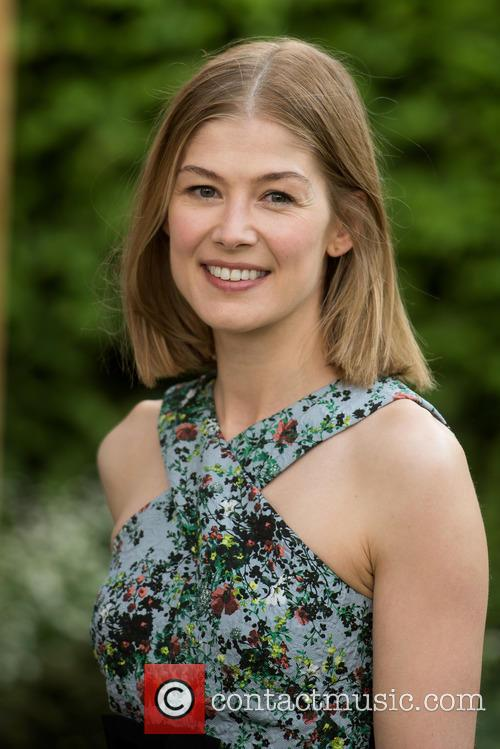 Rosamund Pike Refused To Strip For James Bond Film Audition