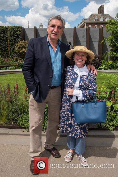 Jim Carter and Imelda Staunton 1