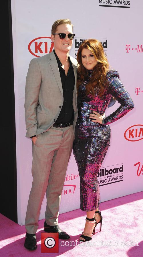 Meghan Trainor and Ryan Trainor 1