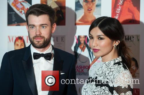 Jack Whitehall and Gemma Chung