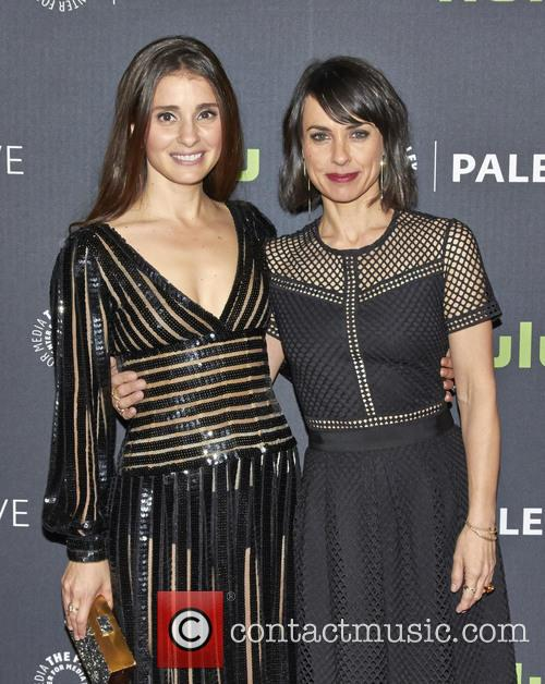Shiri Appleby and Constance Zimmer 4