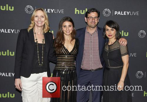 Shiri Appleby, Rob Sharenow and Constance Zimmer 5