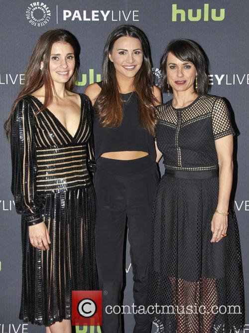 Shiri Appleby, Andi Dorfman and Constance Zimmer 7