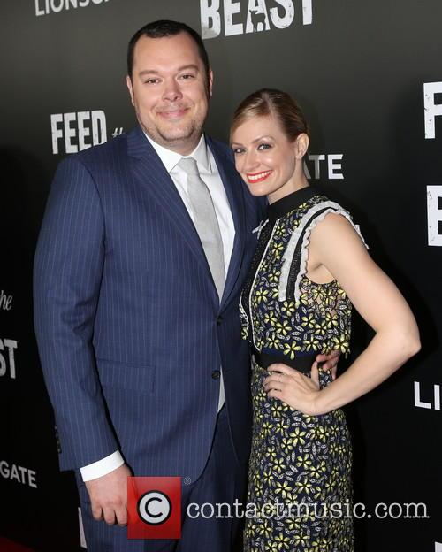 Michael Gladis and Beth Behrs 2