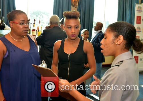 Haitian Heritage reception at Miramar Cultural Center