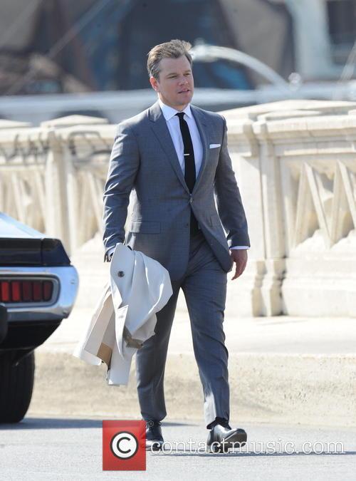 Matt Damon 6
