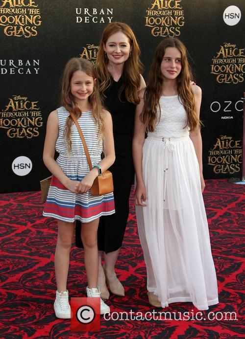 Miranda Otto and Darcey O'brien 4