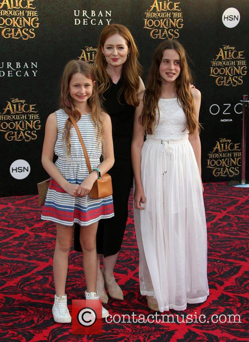 Miranda Otto and Darcey O'brien 5