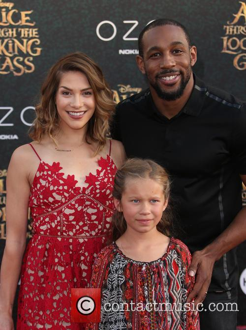 Allison Holker, Stephen Boss and Weslie Fowler 9