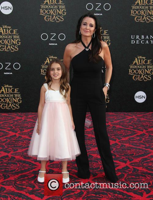 Kyle Richards and Portia Umansky 6