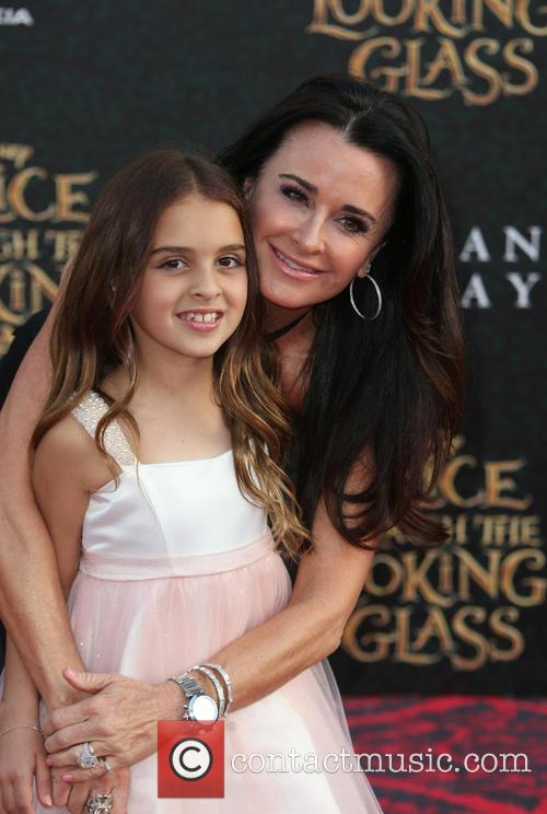 Kyle Richards and Portia Umansky 10