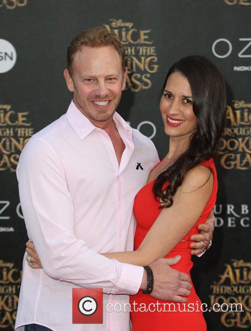 Ian Ziering and Erin Kristine Ludwig 4
