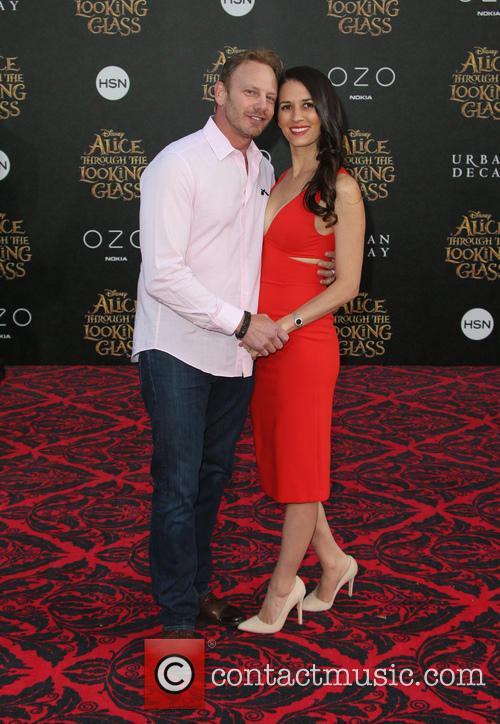 Ian Ziering and Erin Kristine Ludwig 6