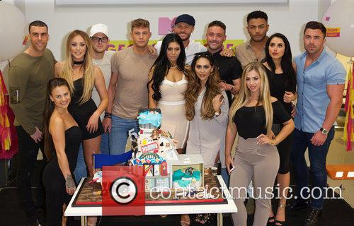 Charlotte Crosby, Holly Hagan, Chloe Etherington, Chantelle Connelly, Marnie Simpson, Sophie Kasaei Aaron Chalmers, Nathan Henry, Scott Timlin, Marty Mckenna, James Tindale and Dan Thomas-tuck 3