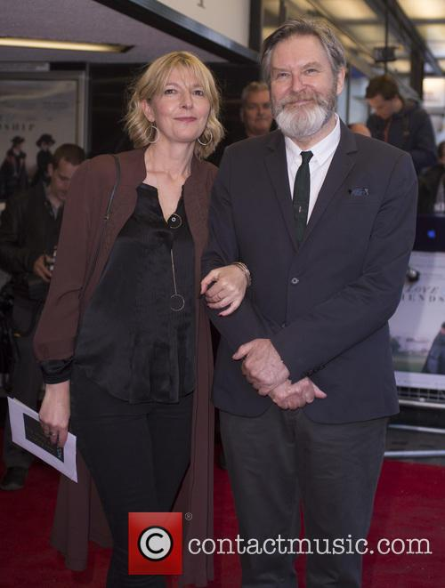 James Fleet and Jemma Redgrave 2