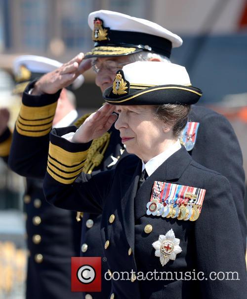 Hrh Princess Royal 6