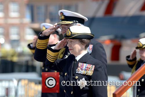 Hrh Princess Royal 7