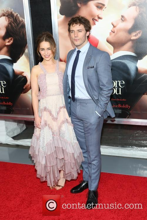 Sam Claflin and Emilia Clarke 3