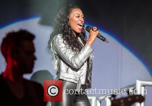 Beverley Knight performs live