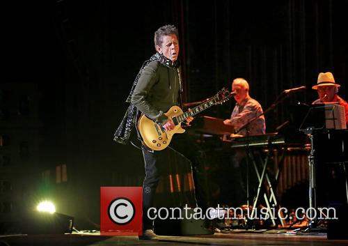 Blondie Chaplin and Brian Wilson 2