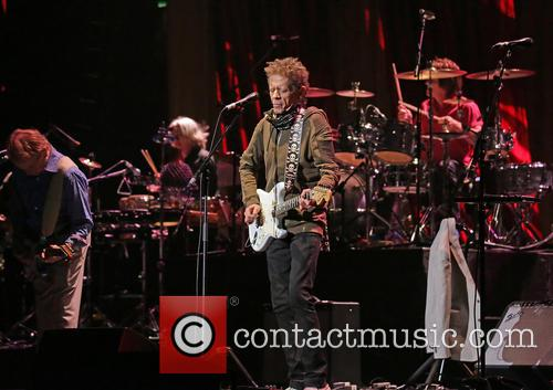 Blondie Chaplin and Brian Wilson 5