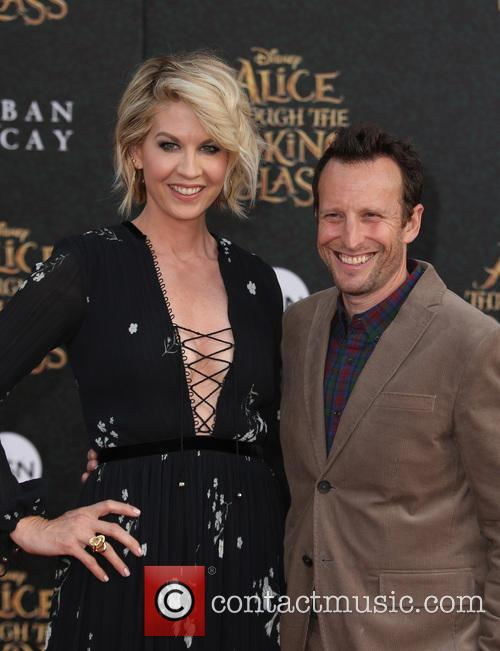 Jenna Elfman and Bodhi Elfman 8