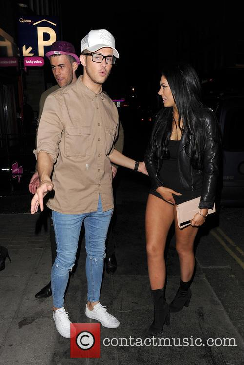 Marty Mckenna and Chloe Ferry 8
