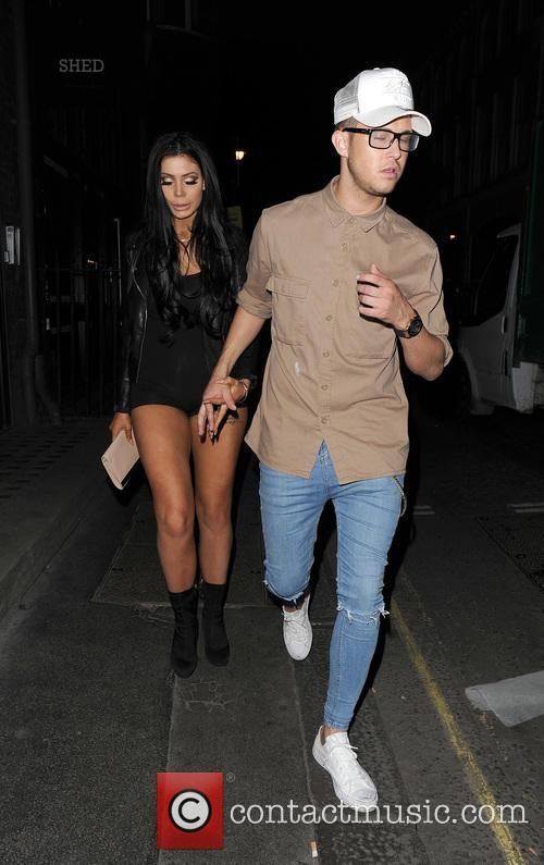 Chloe Ferry and Marty Mckenna 2