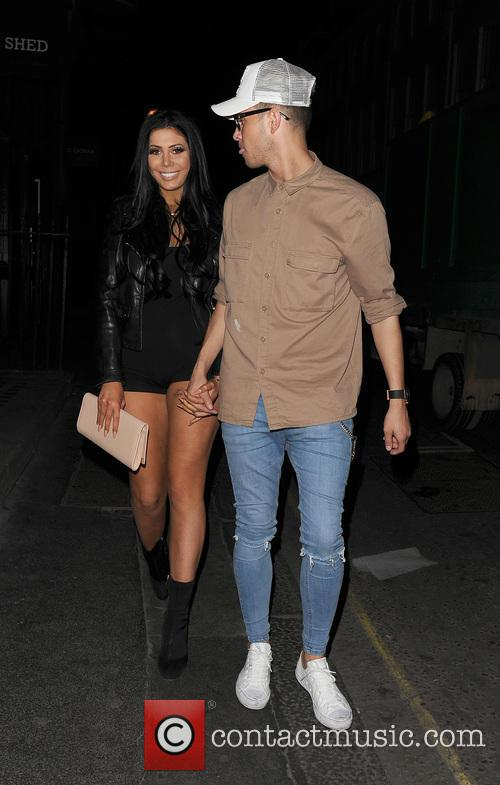 Chloe Ferry and Marty Mckenna 4