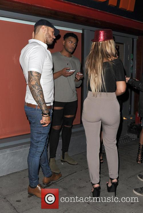 Kyle Christie and Holly Hagan 7