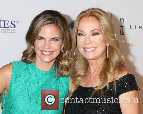 Natalie Morales and Kathie Lee Gifford 8