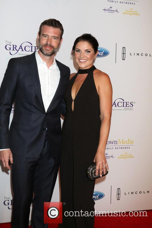 Scott Foley and Marika Dominczyk 2
