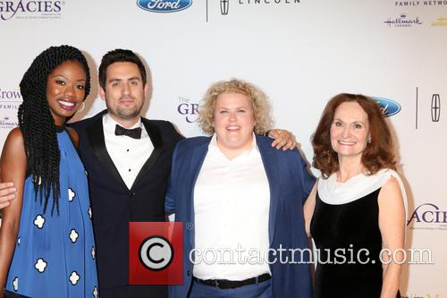 Xosha Roquemore, Ed Weeks, Fortune Feimster and Beth Grant 2