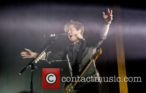 James Bourne and Busted 1