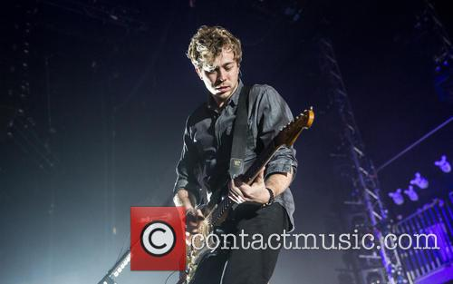 James Bourne and Busted 2