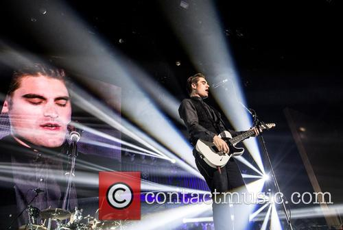 Charlie Simpson and Busted 4